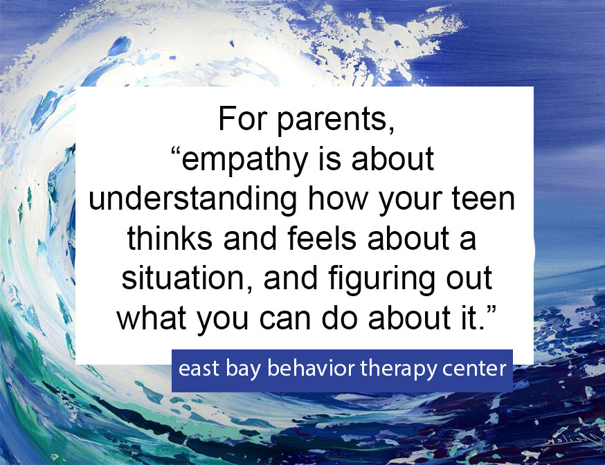 empathy, parenting, teen